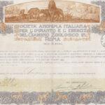 Italiana per l'Impianto e l'Esercizio del Giardino Zoologico in Roma S.A.-2