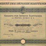 Alimonda Burgo & C. – Soc. per Imprese Elettriche-1