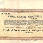 Robinetterie Riunite Soc. An.-1