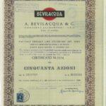 A. Bevilacqua & C. – Conserve Alimentari S.p.A.-2