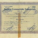 Commerciale Industriale Soc. (S.C.I.)-1
