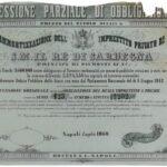 Ammortiz. dell'Imprestito Privato di S.M. il Re di Sardegna-1