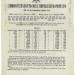 Ammortiz. dell'Imprestito Privato di S.M. il Re di Sardegna-2