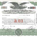 American Caduceus Industries, Inc.-1