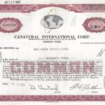 Canaveral International Corp.-1