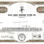 Black Angus Franchise System, Inc.-1