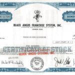 Black Angus Franchise System, Inc.-2