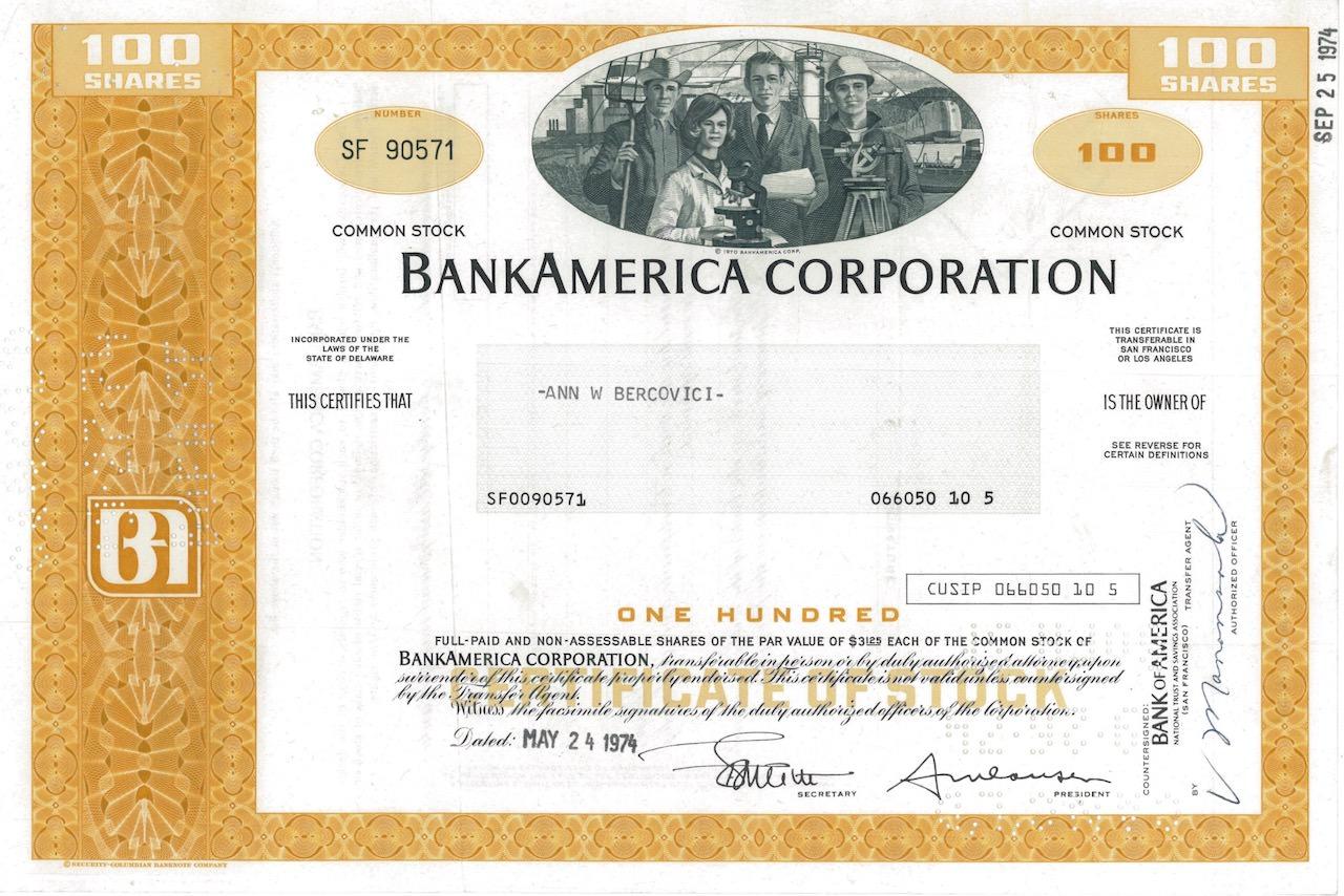 Ipo koss corporation 1972