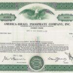 America-Israel Phospate Company Inc-1