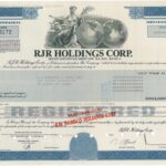 RJR Holding Corp.-1