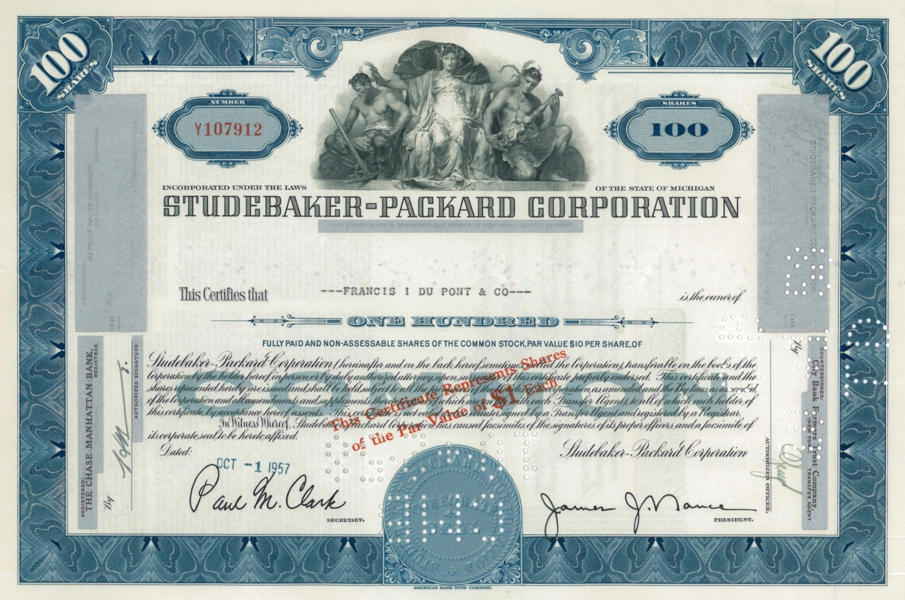 Studebaker-Packard Corporation