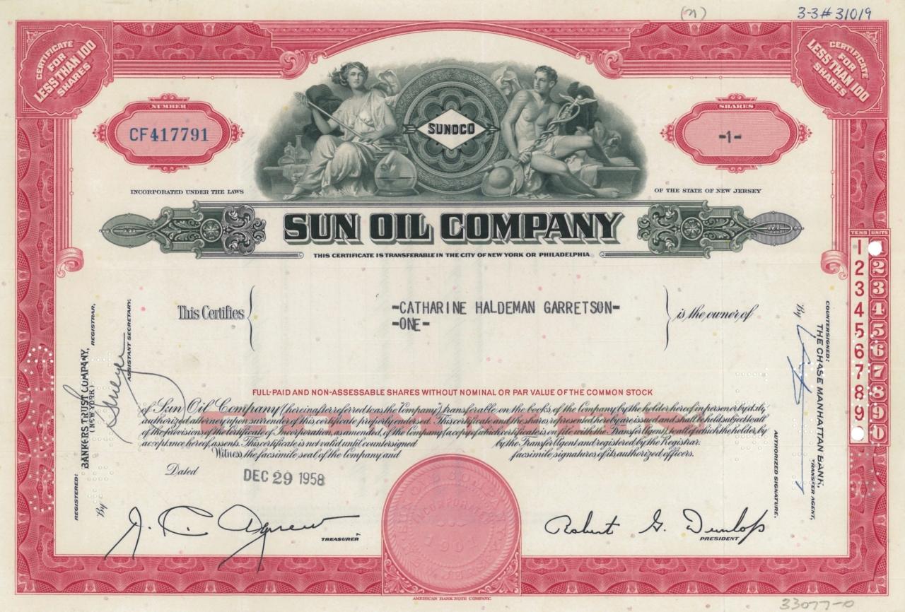 Sun Oil Company
