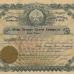 Alvin Orange Grove Company-1