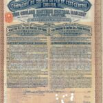 Compagnie du Chemin de Fer de L'Est-Central Chilien-1