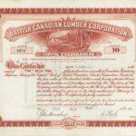 British Canadian Lumber Corporation, Limited-1