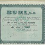 Buri, S. A.-1