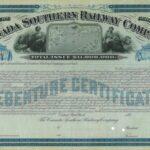 Canada Southern Railway Company-1