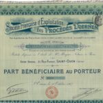 Soc. Franc. d'Exploitation des Procedes Doernen-1