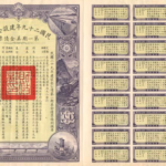 $10 29th Year Reconstruction Gold Loan of the Republic of China-1
