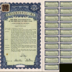 $100 27th Year Gold Loan of the Republic of China-1