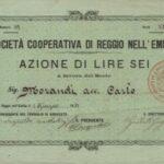SOCIETA' COOPERATIVA DI REGGIO NELL'EMILIA-1