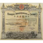 1913 Bank Industrial of China-2