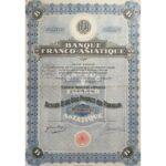 1928 Banque Franco – Asiatique-1