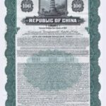 1937 Republic of China Pacific Development Loan Bond-2