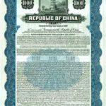 1937 Republic of China Pacific Development Loan Bond-1