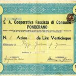 S. A. COOPERATIVA FASCISTA DI CONSUMO PONDERANO-1