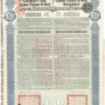 "1913 ""Super Petchili"" – £20 Government of the Chinese Republic Lung-Tsing-U-Hai Railway-1"