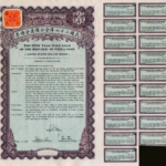 $50 27th Year Gold Loan of the Republic of China-1