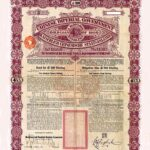 1898 Anglo-German Chinese Imperial Government Gold Loan-11