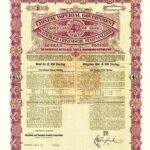 1898 Anglo-German Chinese Imperial Government Gold Loan-12