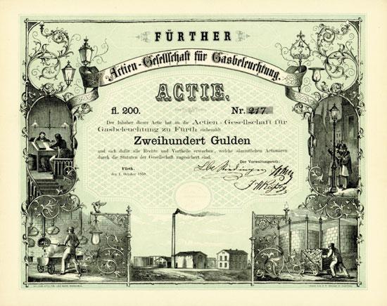 Actien-Gesellschaft für Gasbeleuchtung zu Fürth