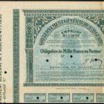 4½% Algeria Bond-1