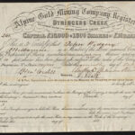 Alpine Gold Mining Company Reg'd-1