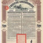 1908 Imperial Chinese Government 5 % Gold Loan-2