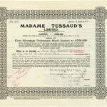 Madame Tussaud's Limited-1