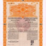 1898 Anglo-German Chinese Imperial Government Gold Loan-8