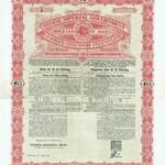 1898 Anglo-German Chinese Imperial Government Gold Loan-4