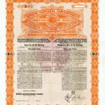 1898 Anglo-German Chinese Imperial Government Gold Loan-6