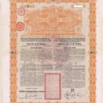 1898 Anglo-German Chinese Imperial Government Gold Loan-5