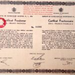 Kingdom of Roumania – 4.5% Consolidation Loan 1934-5