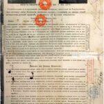 Russian Loan bond 5% – Nathan Rothschild 1822-2