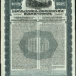 1910 First Mortgage 5% 50-Year Gold Bonds-1