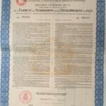 KINGDOM OF ROUMANIA External Gold Bond $100 Autonomous Fund of Monopolies of the Kingdom of Romania 7% External Gold bond Amortizable and State Guaranteed Loan of Stabilization and Development of 1929-1