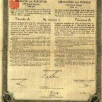 Kingdom of Roumania – 4.5% Consolidation Loan 1934-1