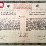 Kingdom of Roumania – 4.5% Consolidation Loan 1934-4