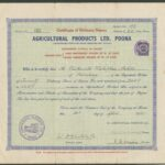 Agricultural Products Limited-1